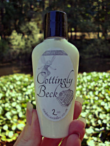 cottingly beck lotion